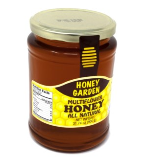 MULTI FLOWER HONEY 900GRx6
