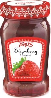 STRAWBERRY PRESERVE 800GRx12 (PROMO)