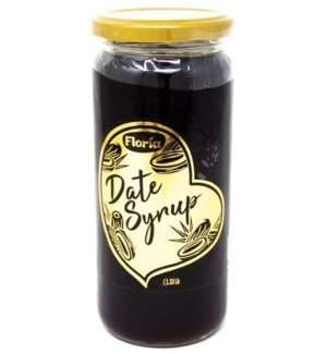 FLORIA DATE SYRUP 600GRX12