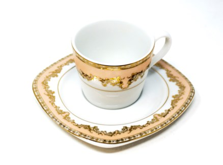 PORCELAIN COFFEE SET (SK53T) 6PCX1