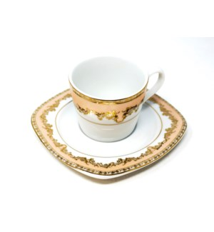 PORCELAIN COFFEE SET (SK53T) 6PCX1