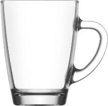 VEG  (412)  GLASS CUP 6PCSX8