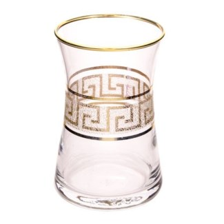 DMT 303 VERSACE YALDIZ TEA GLASS 6PCSX8