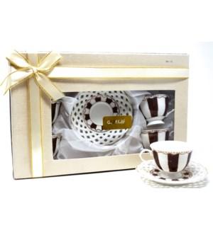 COFFEE CUP NS 13 (1x12PCS SET)
