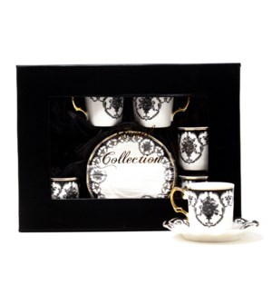 COFFEE CUP G1967  (1x12PCS SET)