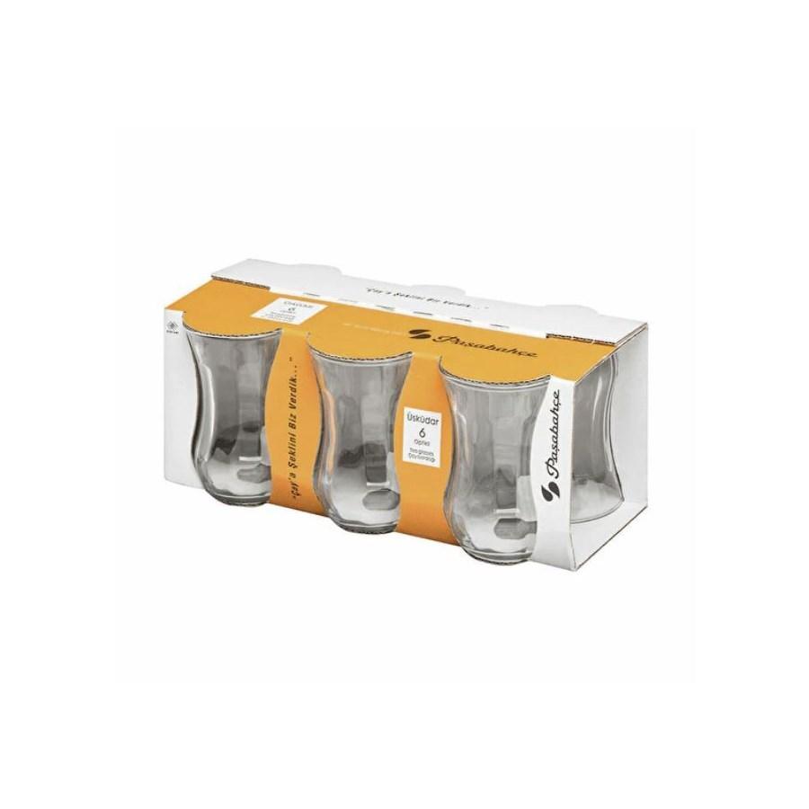 PB (42021) OPTIK TEA GLASS 6PCx12