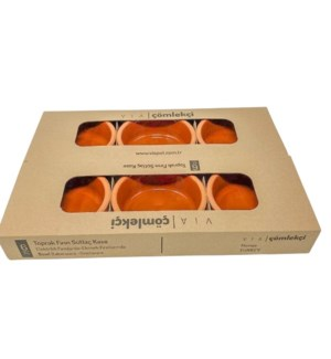 CERAMIC CASSEROLE-GUVEC CUP #26 1PC