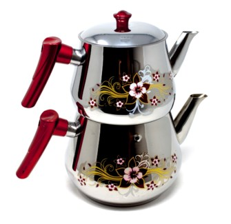 DOLPHIN TEA POT DESIGN FAMILY SIZE1PC