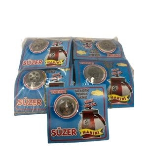 TEA FILTER - SUZER 50PC