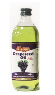 GRAPESEED OIL 1LTx12