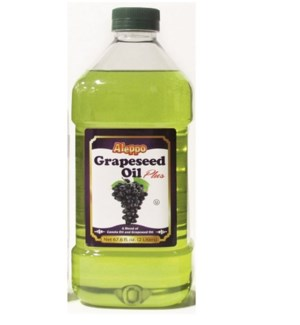 GRAPESEED OIL 2LTx6