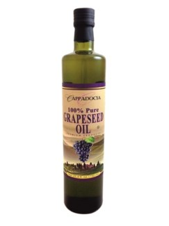 100% GRAPESEED OIL 750MLx12