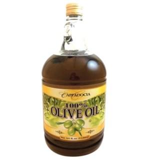 100% OLIVE OIL 3LTRx4 (JAR)