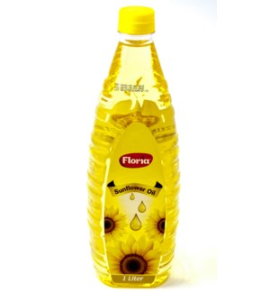 SUNFLOWER OIL 1LTx12