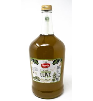 EXTRA VIRGIN OLIVE OIL  GLASS 3LTx4