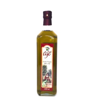 EGE EXTRA VIRGIN OLIVE OIL 1LTx12