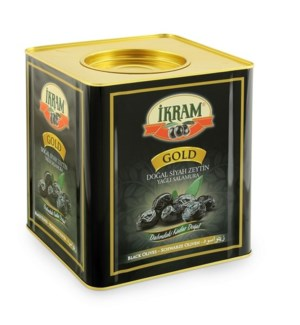 BLACK OLIVES GOLD SELE TIN 10KGx1 W PROMO