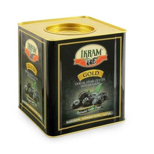 BLACK OLIVES GOLD SELE TIN 10KGx1 W PROMO