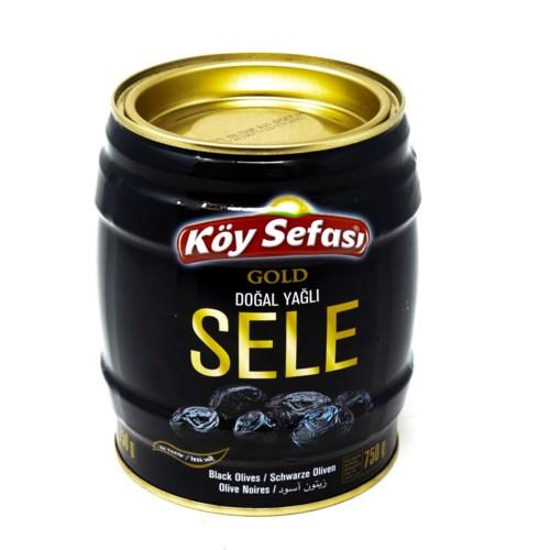 KOY SEFASI GOLD SELE TIN 750Gx9