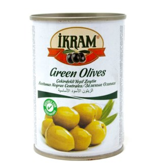 GREEN OLIVES 110Gx24