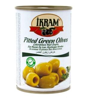 GREEN OLIVES SEEDLESS 90Gx24
