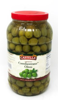 CASTELLAVETRANO OLIVES 4X1GL PET