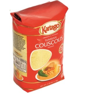 COUSCOUS MOYEN MEDIUM 1KGx10