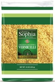 SANTA SOPHIA VERMICELLI 454GRx20