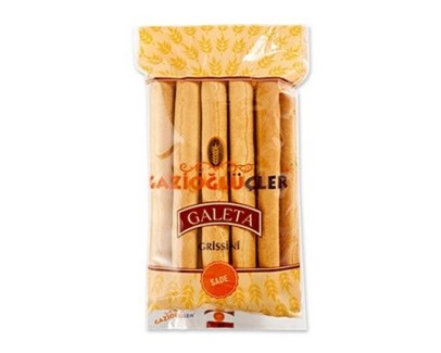 BREAD STICK PLAIN 200GRX20
