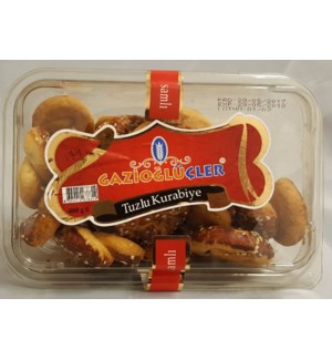 DUGUM SALTED COOKIE 400GRX12