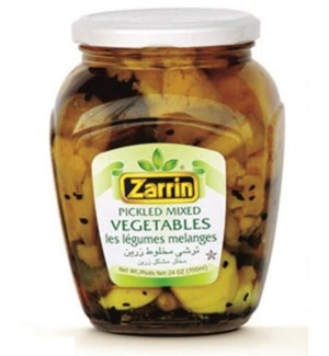MIX PICKLES JAR 720GRx12