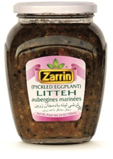 LITTEH PICKLES JAR 720GRx12