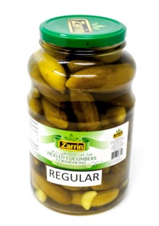 CUCUMBER PICKLES JAR (No. 2) 2650GRX4