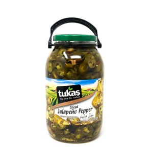 JALAPENO PEPPER PICKLES 3000mlX4 PCS