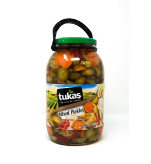 MIXED PICKLES 3000cc x 6