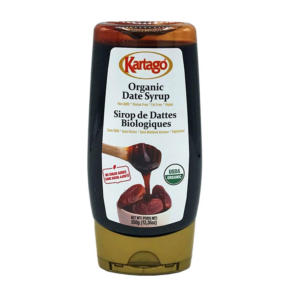 ORGANIC DATE SYRUP 350gx6