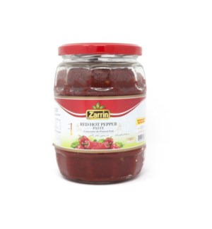 HOT PEPPER PASTE 720MLx12