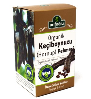 ORGANIC CAROB MOLASSES 480GRx12