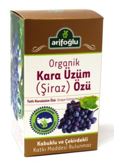 ORGANIC GRAPE EXTRACT 300GRx12