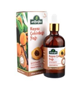 APRICOT SEEDS OIL 100GRx10