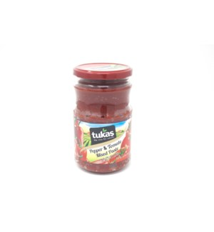 TOMATO & PEPPER MIXED PASTE 720GRX12