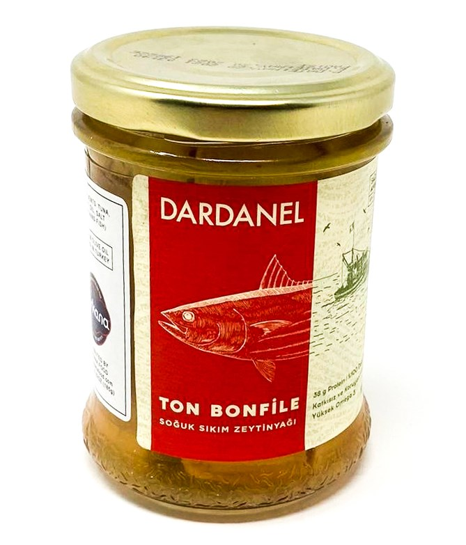 TON BONFILE IN JAR 185GRx 12