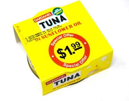 TUNA FISH - ECONOMY PACK 160gx24 (R.promo)