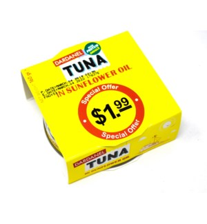 TUNA FISH - ECONOMY PACK 160gx24 (S.PROMO)
