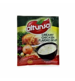 ALTUNSA INSTANT SOUP CREAMY CHICKEN 60GRx12