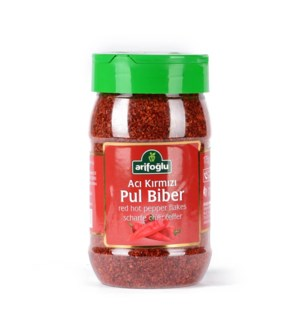 MARAS CRUSHED RED PEPPER PET JAR  175GRx15