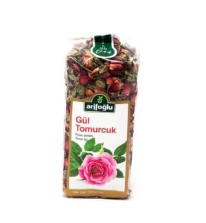 RED ROSE BUDS (TOMURCUK GUL) 90GRx12