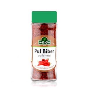 Crushed Red Hot Pepper(Pul Biber Aci Kirmizi)175grX15