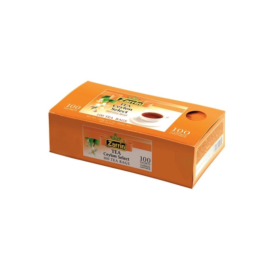 CEYLON EARL GREY TEA BAG 100TBx12 PROMO