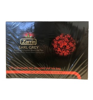 PREMIUM EARL GREY 100TBx12